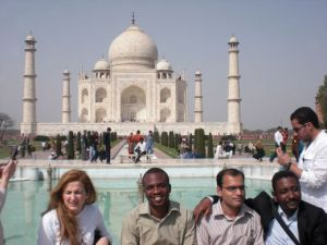 My visit to India 2012